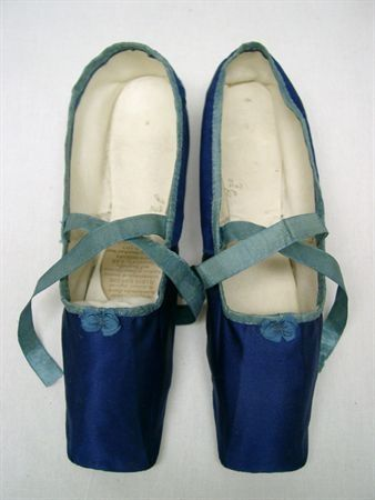 midnight blue slippers