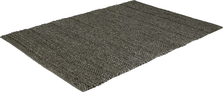 Braid håndknyttet teppe i 100% ull. Dimensjoner: 170x200cm. Kr. 4490,-