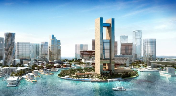 Som Architecture | SOM designs new luxury four seasons in bahrain