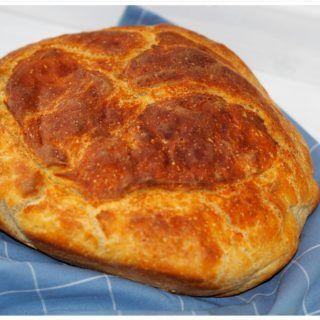 Hildegard das Kartoffelbrot ist ein rustikales Brot, dass ich gerne Abends backe. Da es mind. 6-7 Stunden ruhen sollte, hat man morgen schönes frische Brot.
