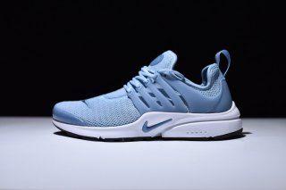 af11560d5d1f Womens Shoes Nike Air Presto Blue Grey Black White Ocean Fog 878068 ...