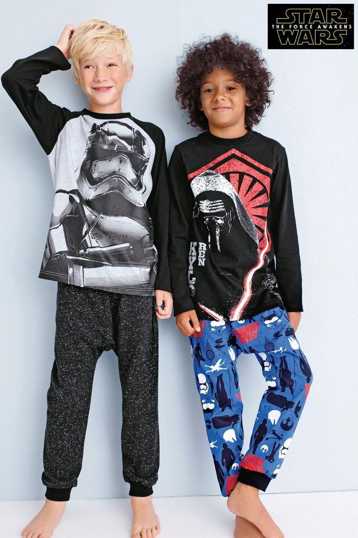 Buy Multi Star Wars™ Pyjamas Two Pack from the Next UK online shop