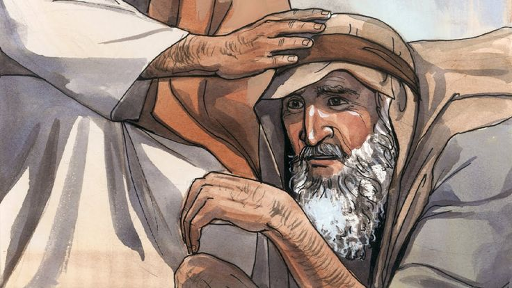 Jesus heals a man of leprosy and restores his soul. #God #Jesus #Israel #Christian #Faith #Bible #Prayer #Rapture #EndTimes #Jewish #Truth