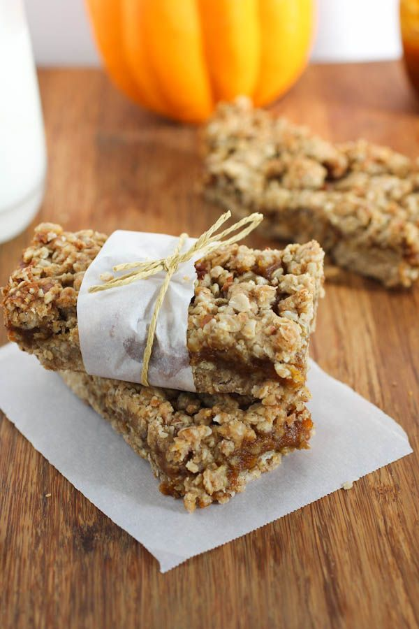 These Pumpkin Butter Bars are stunning. This fall inspired treat will become a favorite.