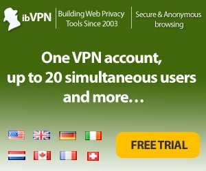 The Invisible Browsgin VPN service offer 6 hours free trial to test.They offer a simple PPTP client along with an easy install and pre-configured OpenVPN.They also offer log in with multiple devices that you can use for families and businesses.      http://www.bestvpnserver.com/vpn-free-trial/