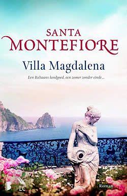 "Boek ""Villa Magdalena"" van Santa Montefiore | ISBN: 9789022562284, verschenen: 2012, aantal paginas: 432"