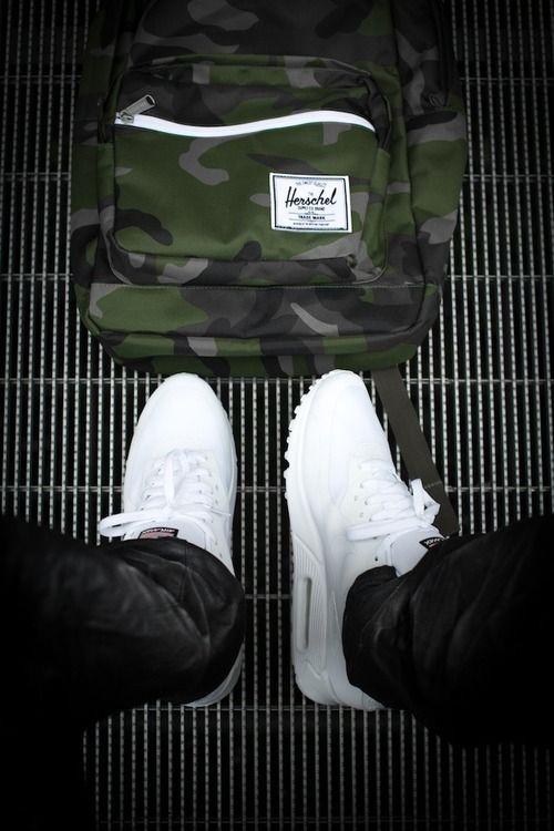 Air Max 90 Hyperfuse White