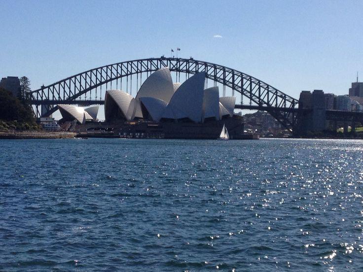 Sydney, Australia by Marcela