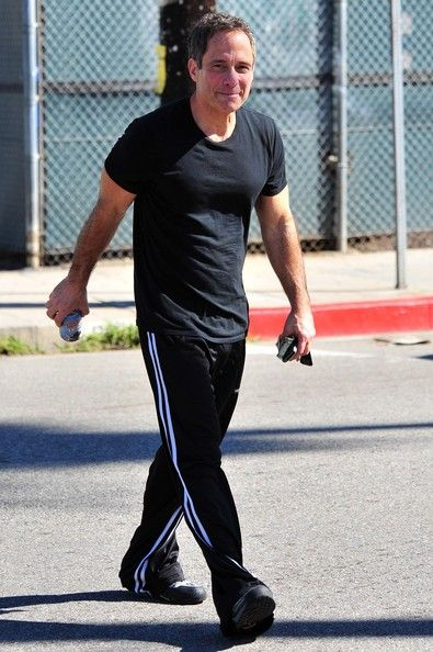 Harvey Levin (Leaving A Gym In Venice) I LoVE this man! Great guy!