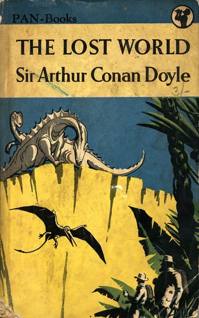 The Lost World by Arthur Conan Doyle - Books on Google Play
