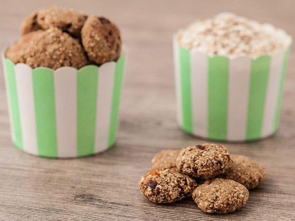 Nur 3 Zutaten: gesunde Haferflockenkekse!   eatsmarter.de