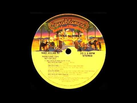 Donna Summer - MacArthur Park Suite (Original Version) Casablanca Record... Love, Love, donna summer!