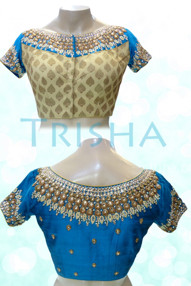 Trisha designer Blouse