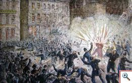 Quality article that summarizes the importance of the Haymarket Riot.