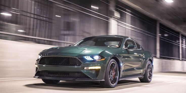 Ford brings back 'Bullitt' Mustang -- and finds the original    Ford brings back 'Bullitt' Mustang -- and finds the original  USA TODAY2019 Ford Mustang Bullitt jumps off the screen and into our hearts  CNETFord's plan: 40 new electric vehicles in 4 years  T   https://www.usatoday.com/story/money/cars/2018/01/14/ford-brings-back-bullitt-mustang-and-finds-original/1032771001/
