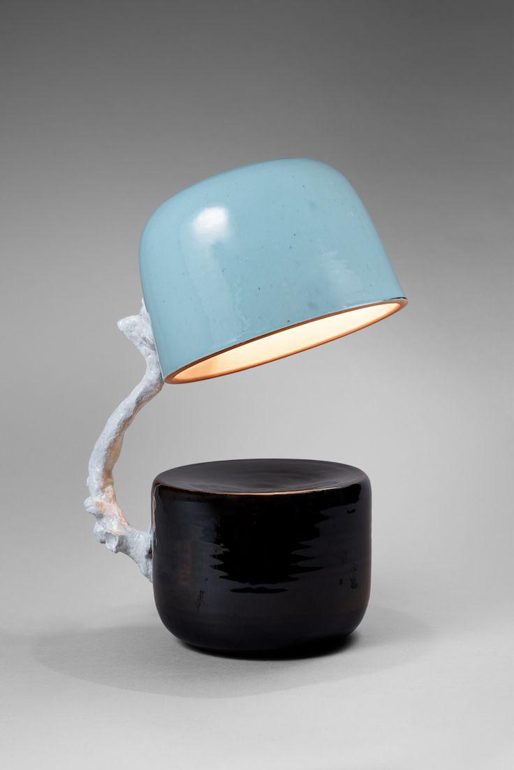 LLUM  / Céramique & Bronze / Eric Schmitt pour Ibu Gallery  /  LLUM / Ceramic & Bronze / Eric Schmitt for Ibu Gallery