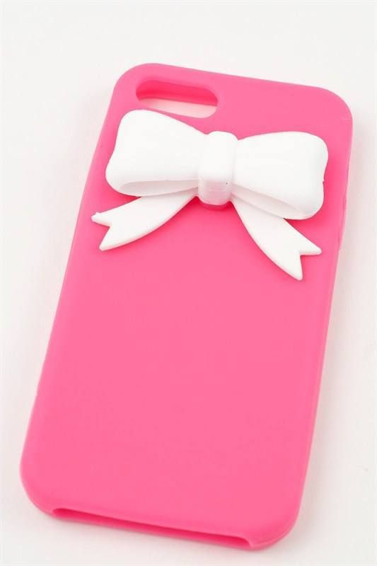 Iphone 5 Bow Cover