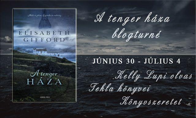 Tekla Könyvei: Elisabeth Gifford – A tenger háza
