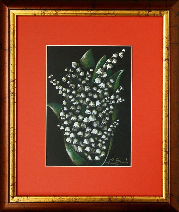 ARTFINDER: Lily of the valley by Laura Soneriu - ..all for the soul!