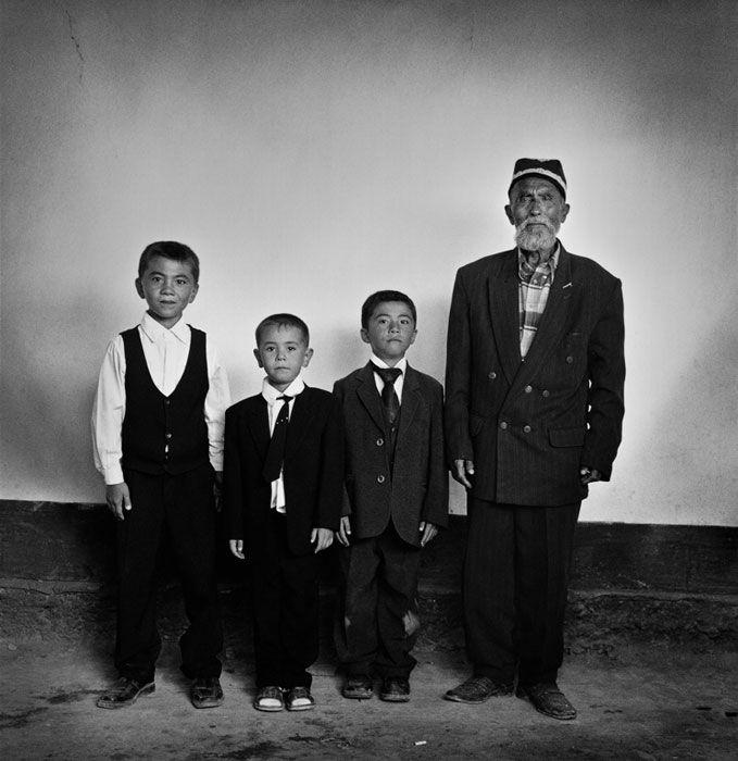 Revista Ojos Rojos. Fotografía de Aitor Lara perteneciente al trabajo que realizó en Uzbekistan y que puedes ver en nuestra revista