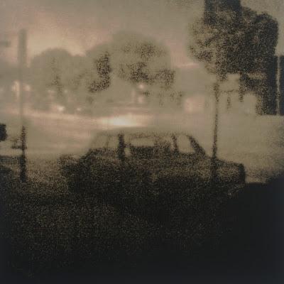 "Guillaume Zuili   ""Reflections""  ""Smoke & Mirrors Series""  Pinhole. Silver Fiber Print."