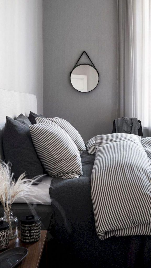 38+ What You Need to Do About Dark Accent Walls Bedroom - pecansthomedecor.com