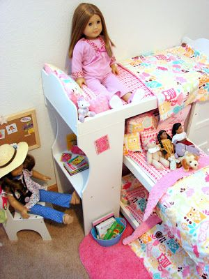 American Girl Doll Play: Search results for Bedroom