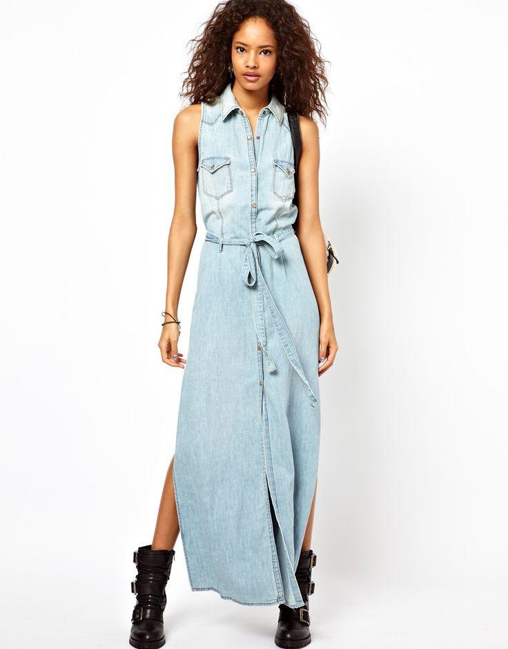 Maxi Shirt Dress - Google Search
