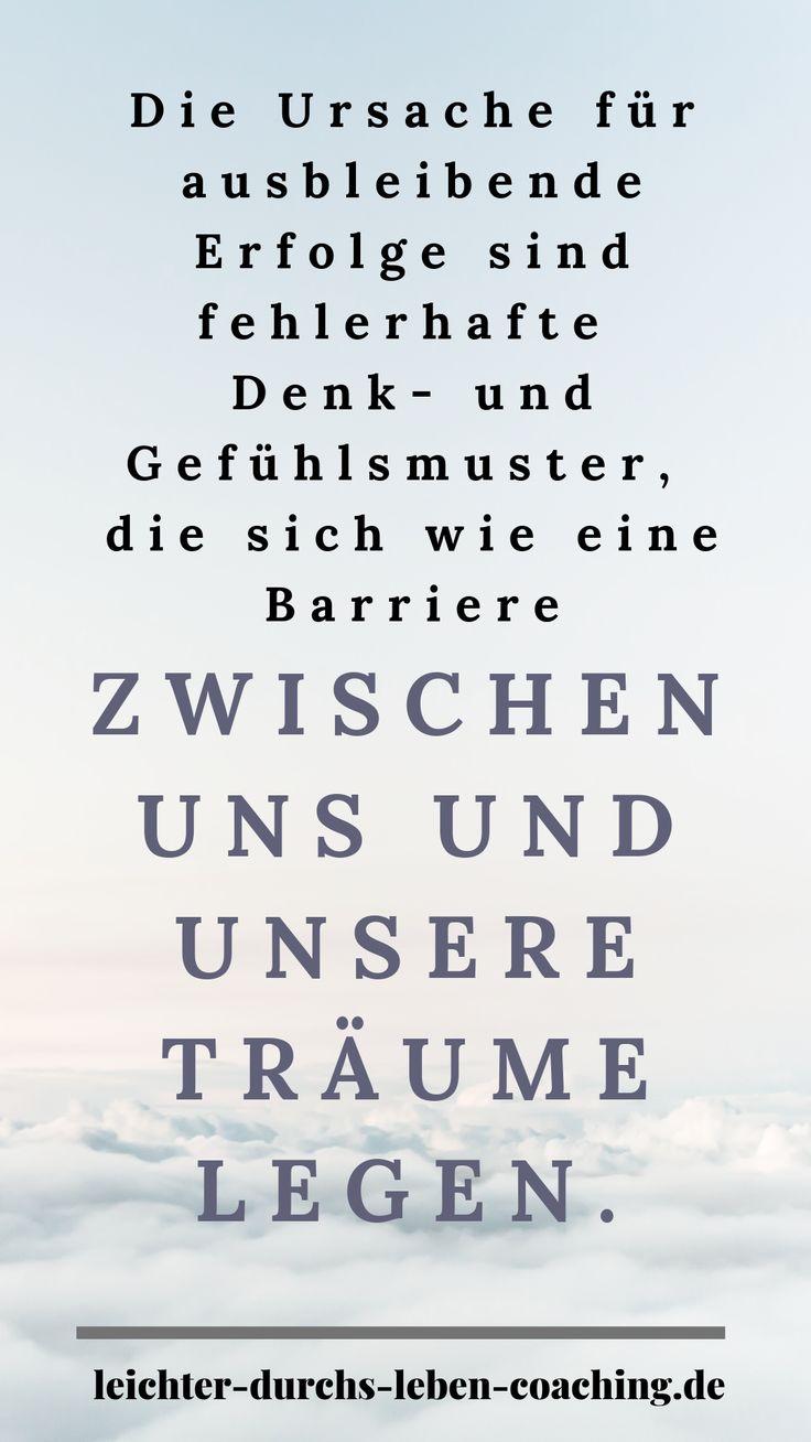 Denk- und Gefühlsmuster erkennen – Lena Marie Heinrichs
