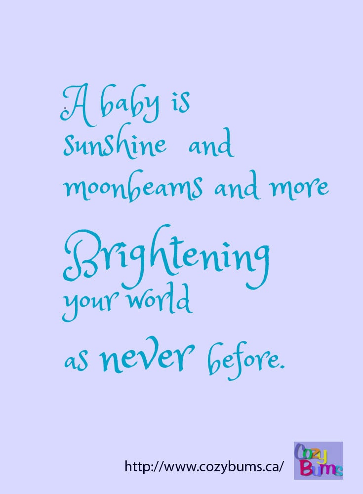 17 Best Images About Quotes Baby Blessing On Pinterest