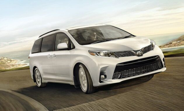 Toyota Sienna 2021 Hybrid Powered Review Thenextcars Thenextcars Com In 2020 Toyota Sienna Suv Models New Cars