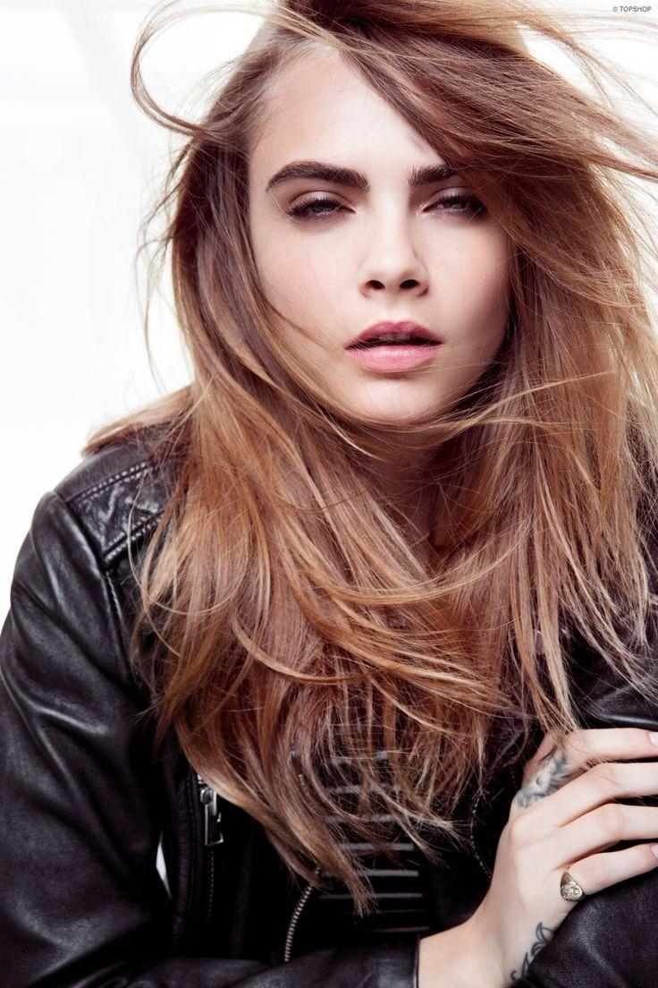 Cara Delevingne Pose for Topshop x Zalando 2015 campaign Photoshoot