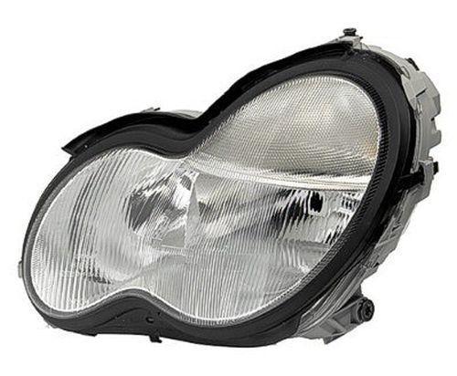 2007 Mercedes C350 Right Passenger Side Hid Head Light Assembly Sedan/Wagon Mb2503149