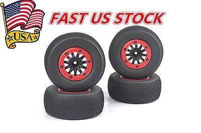 ﹩28.28. 4X Bead-Loc Short Course Tire Wheel Rim HPI HSP For 1:10 RC Car TRAXXAS Slash   Compatible Scale - 1:10, Type - Wheeltire, Compatible Compatible Vehicle Type - Cars, Trucks  Motorcycles,
