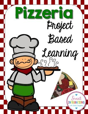 Pizzeria - Project Based Learning from Sweet Integrations on TeachersNotebook.com -  (36 pages)  - Project Based Learning; Everyone loves pizza. Now is your chance to open your very own pizzeria. You'll have an opportunity to create your own menu, make your favorite pizza and more.