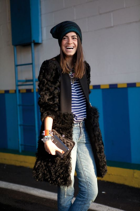 La influyentes reinas del 'street style' | Leandra Medine | 24-10-2013 | Elle.es