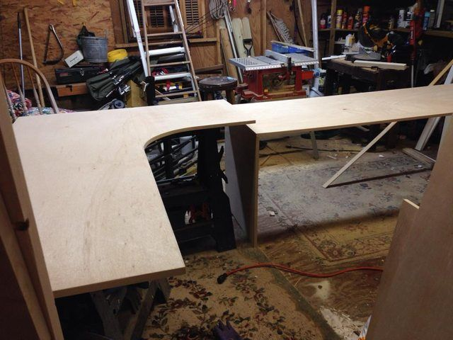 L Shaped Desk For Two 79 best l shaped desk images on pinterest | home office, office