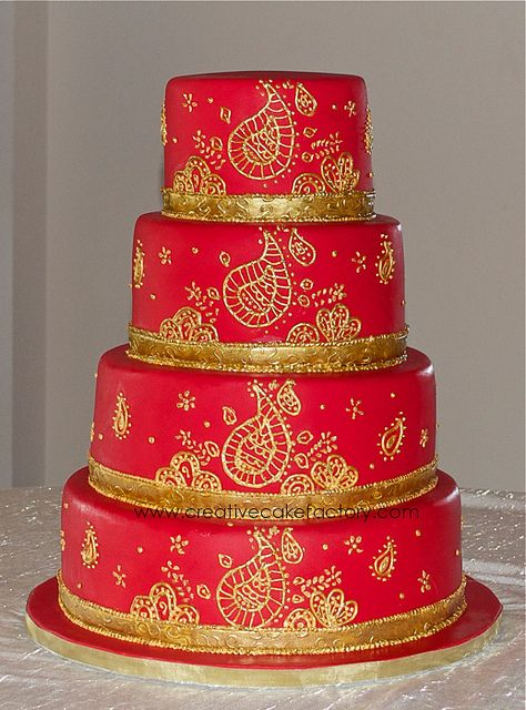 17 best ideas about Red Wedding Cakes on Pinterest Red big