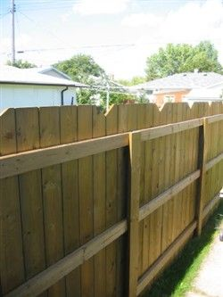 Bestway Fence Systems - Chain link fence, Wood fence, Gates, Kennels - Winnipeg, Manitoba, Canada