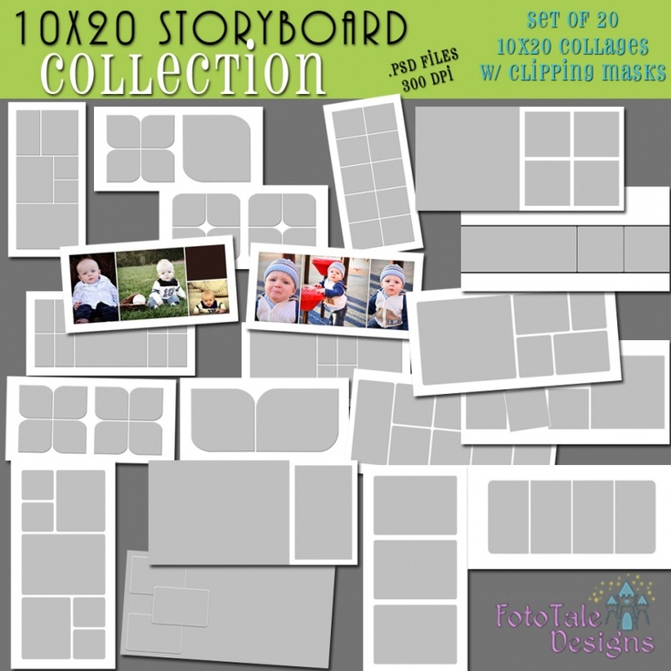 9 best storyboards images on Pinterest Photography templates - media storyboard template