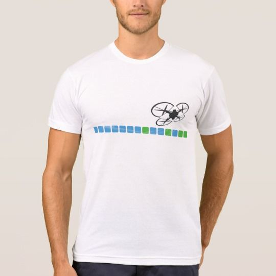 #DronesAreCool To Fly Quadcopter (RPA) T-Shirt. Whether your a #Nerd, #GadgetTechie, or just a #Geek that loves to pilot, you know how cool it is to fly a remotely piloted aircraft (RPA).