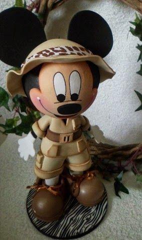 fofucho mickey