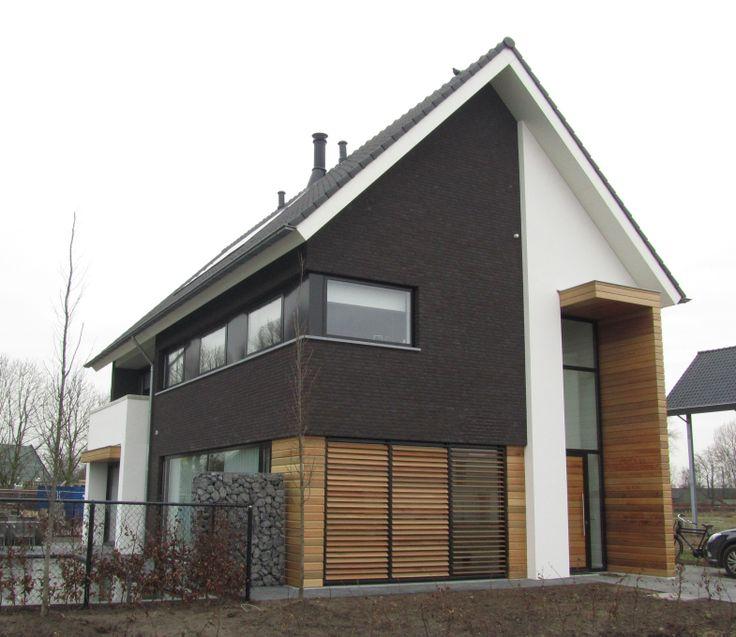 Woning 01 Pannenschuur buiten >> Van der Wiel architectuur BNA Oisterwijk