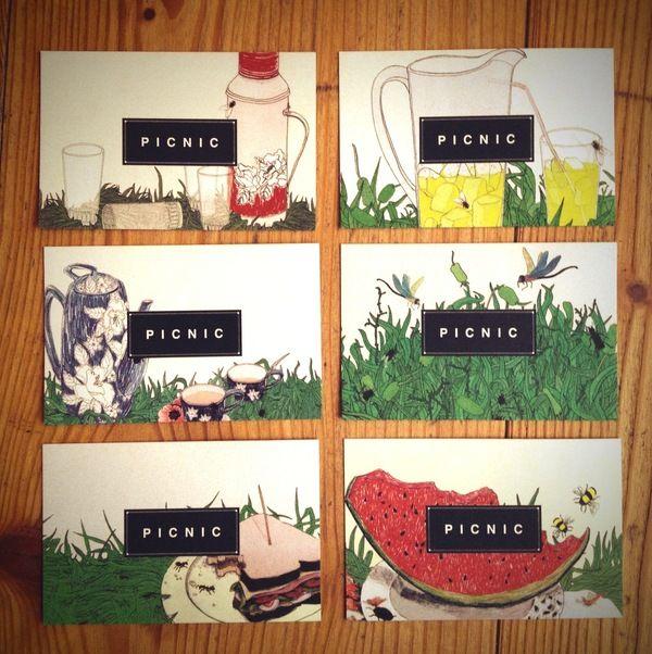 · picnic : marta zafra
