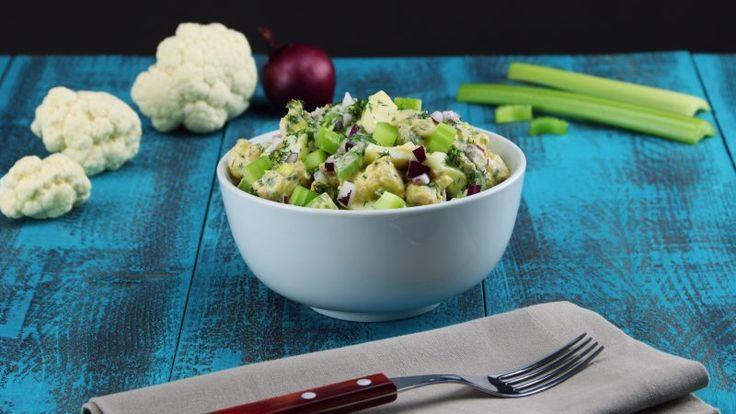Bloemkoolsalade - Smaakt naar de lente!