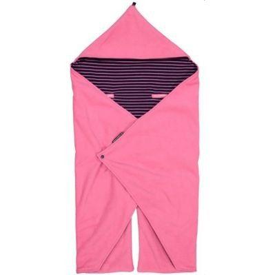 Bild på Geggamoja Wrap Around Blanket (Rosa)