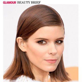 How to Copy Kate Mara's Perfect Smoky Bronze Eye Makeup: Lipstick.com