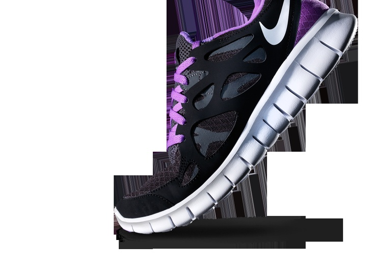"""Nike Free +Run. Not a huge Nike fan and would not wear these as an every day running shoe but I do enjoy these as a """"tool"""" shoe. Feel like socks :)"""