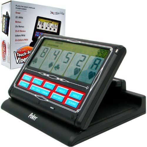 N Portable 7 in 1 Video Poker