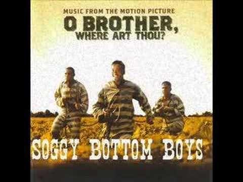 Soggy Bottom Boys - I Am A Man Of Constant Sorrow - http://www.youtube.com/watch?v=OdYGnAFaeHU=related
